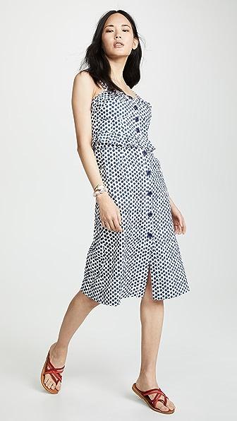 SEA Polka Dot Corset Dress