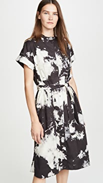 aba1856a2c9f On-Trend Black And White Print Dresses | SHOPBOP