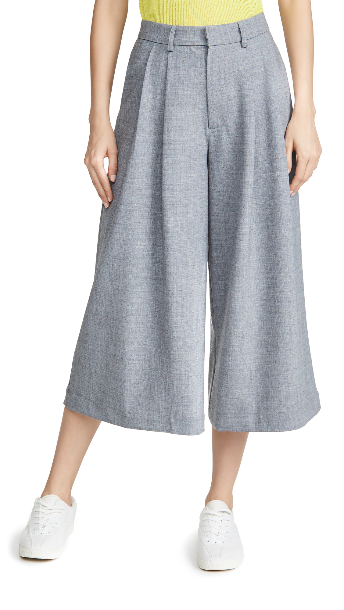 Buy Sea online - photo of Sea Rowan Pleated Palazzo Pants