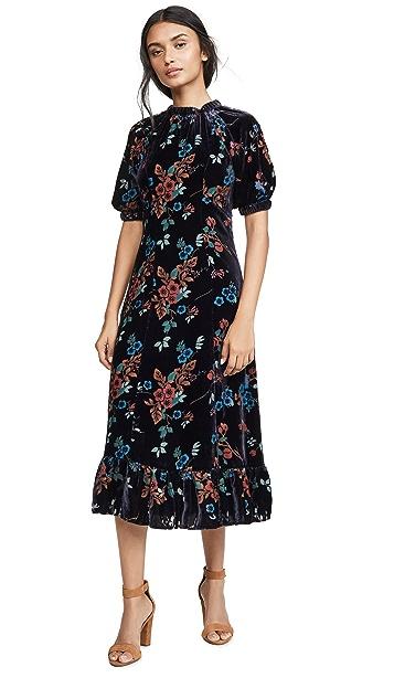 Sea Mari Dolman Midi Dress