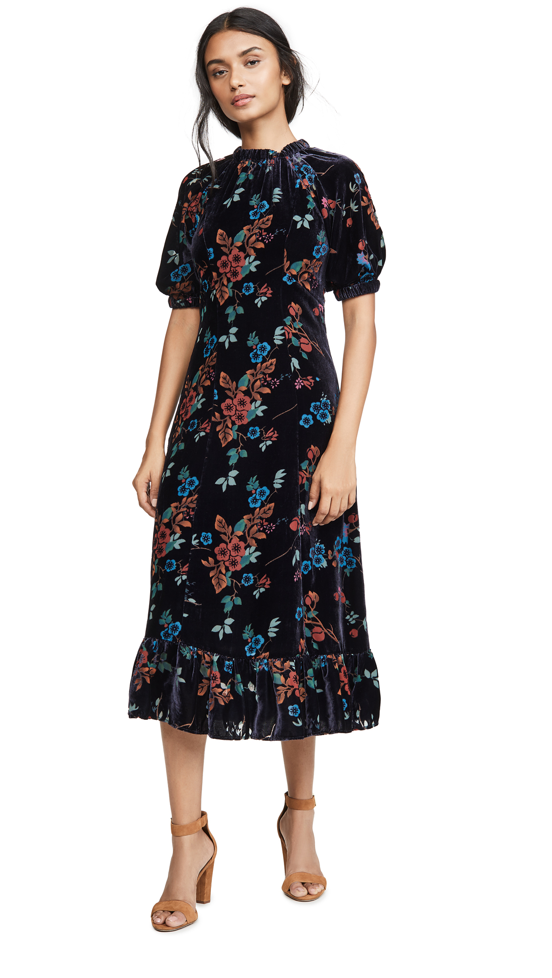 Photo of Sea Mari Dolman Midi Dress - shop Sea Clothing, Dresses online