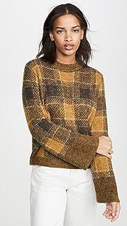 Sea Amber 羊驼毛套头衫