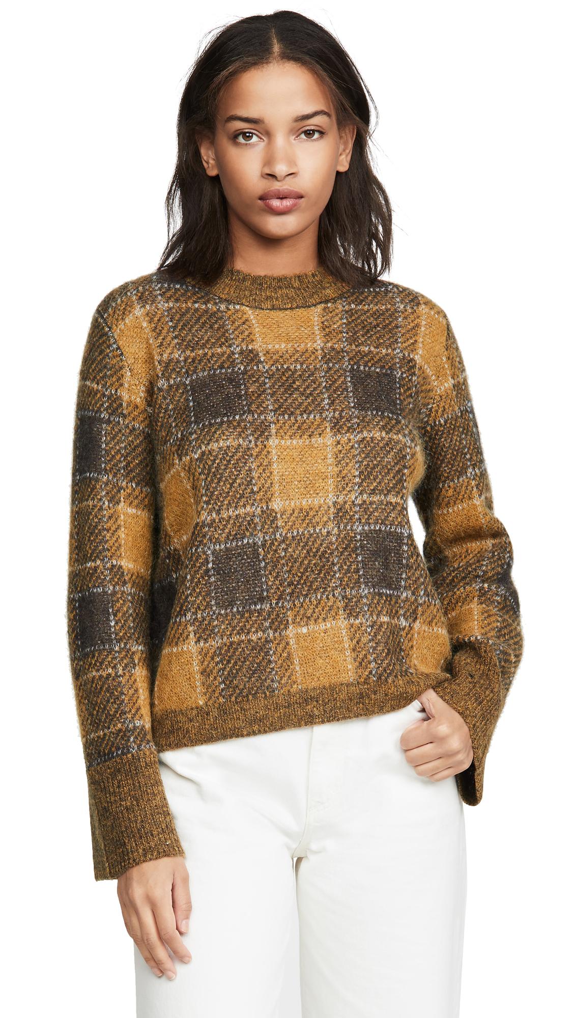 Buy Sea online - photo of Sea Amber Alpaca Pullover