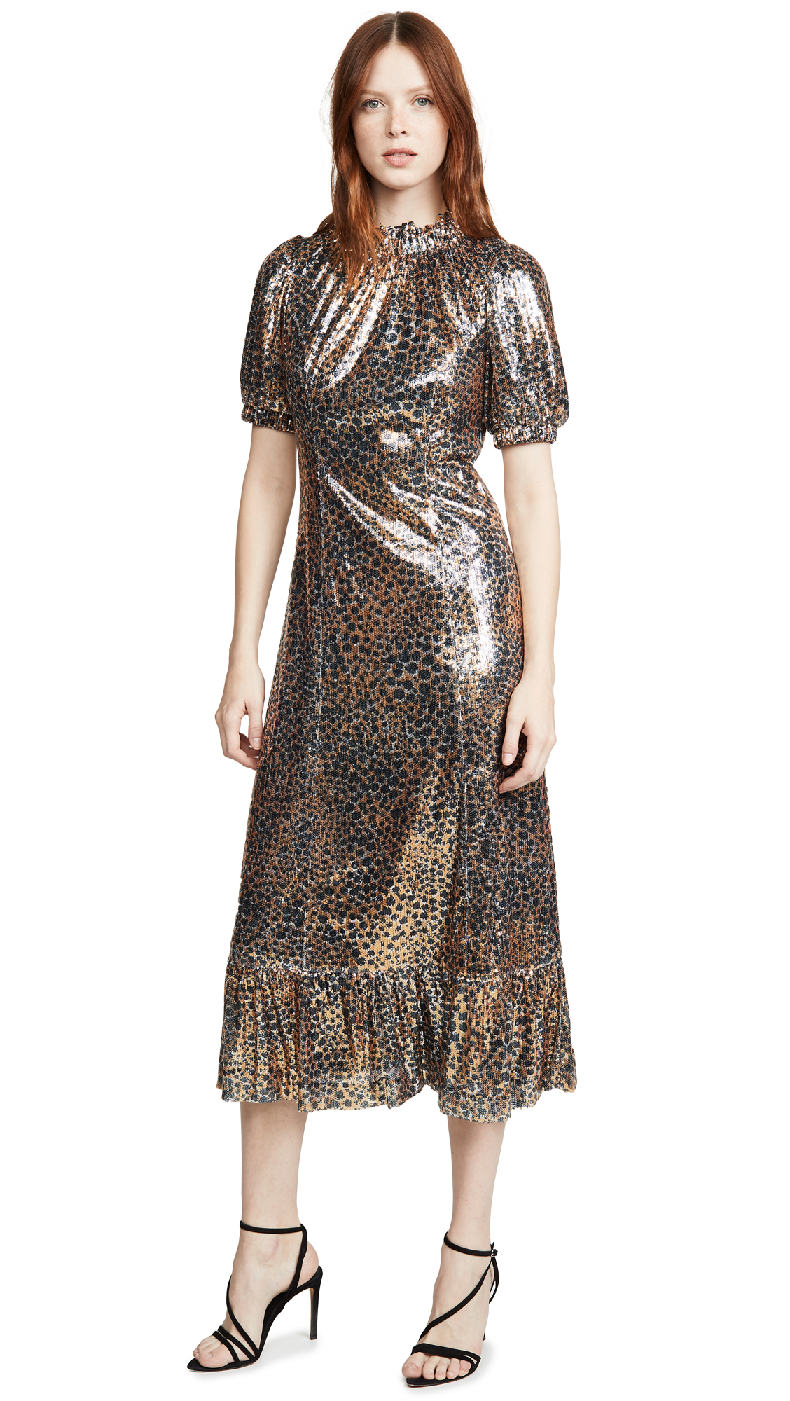 Buy Sea online - photo of Sea Sequin Midi Dress