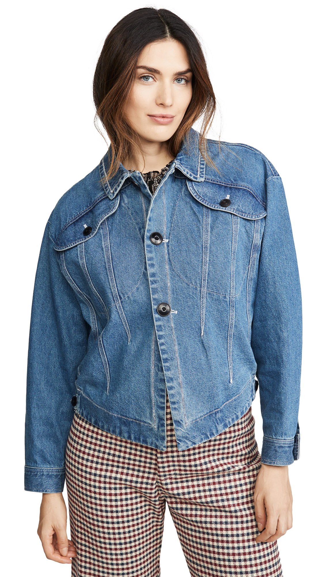 Buy Sea online - photo of Sea Denim Jacket