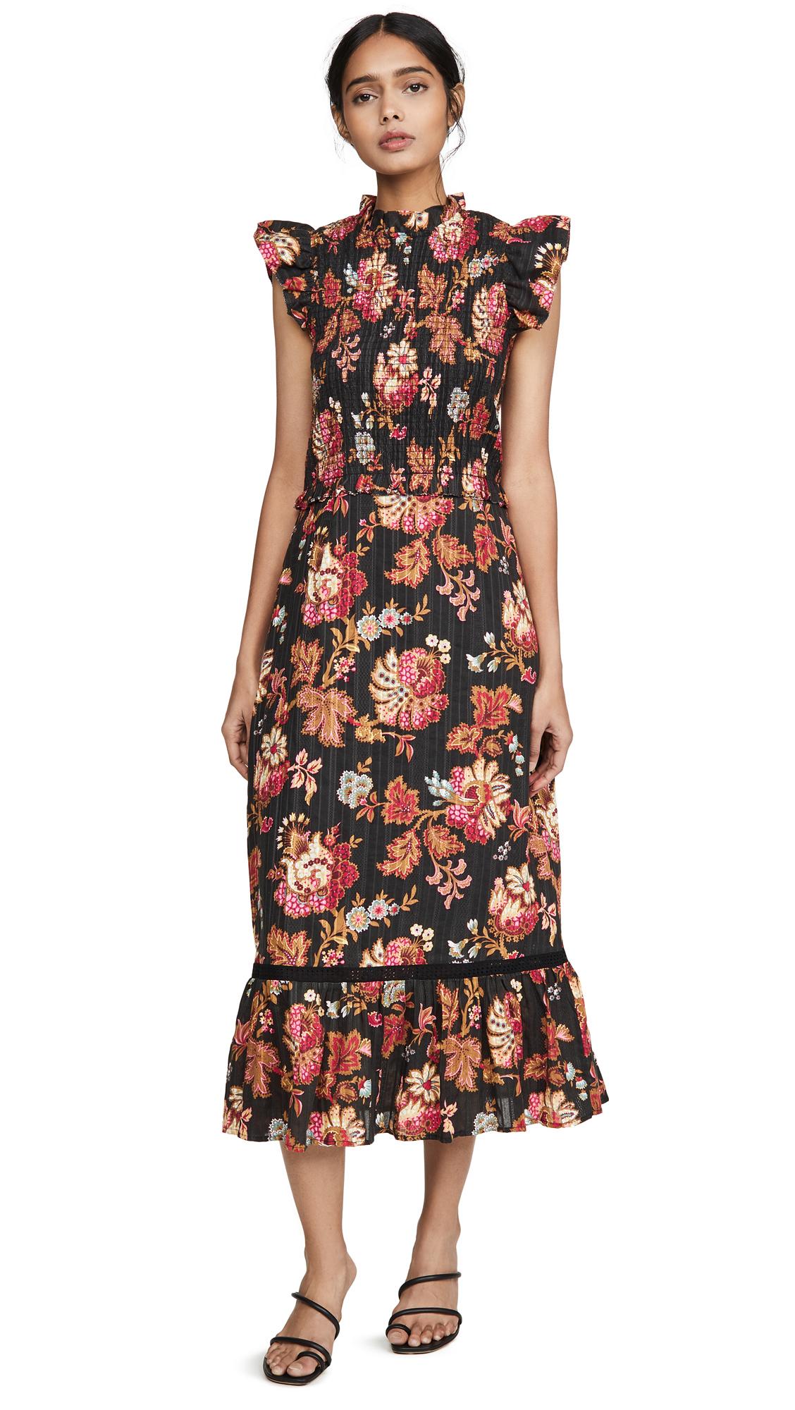 Buy Sea Pascale Midi Dress online beautiful Sea Clothing, Dresses