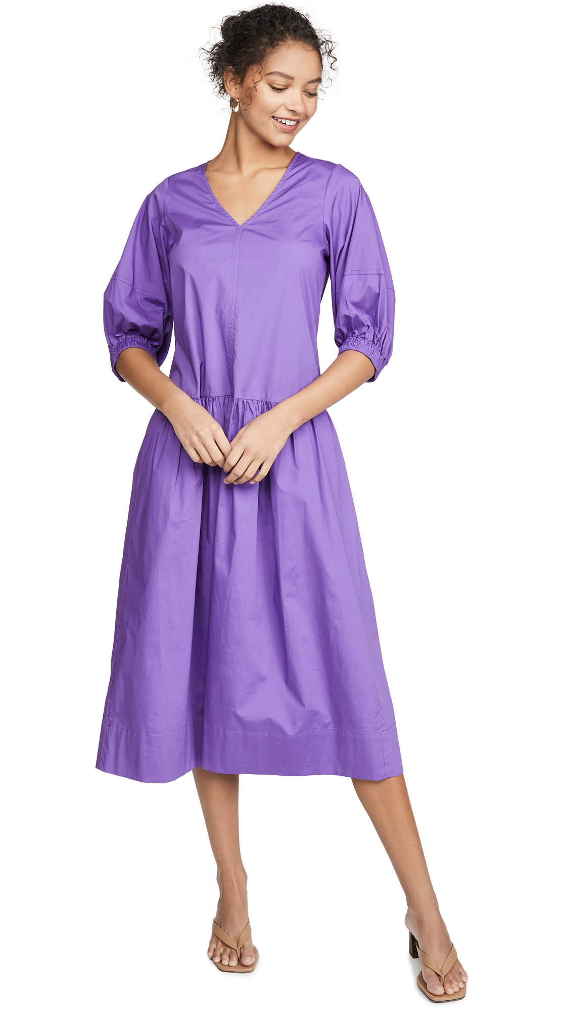 Buy Sea Tabitha Relaxed Midi online beautiful Sea Clothing, Dresses