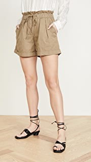 Sea Giselle 腰部绑带短裤