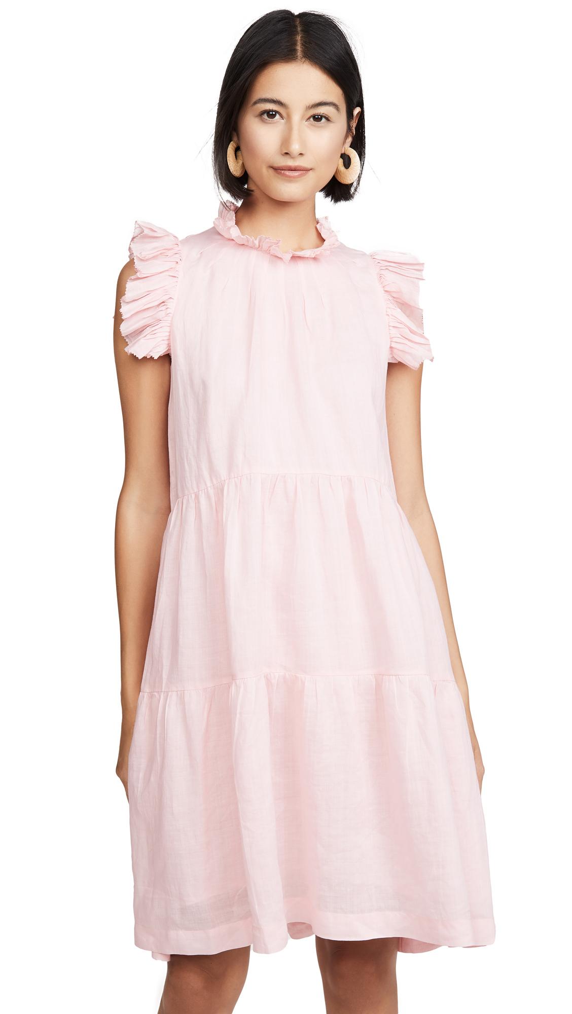 Sea Lucy Tiered Tunic Dress