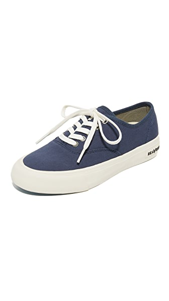 SeaVees Legend Standard Sneakers - True Navy