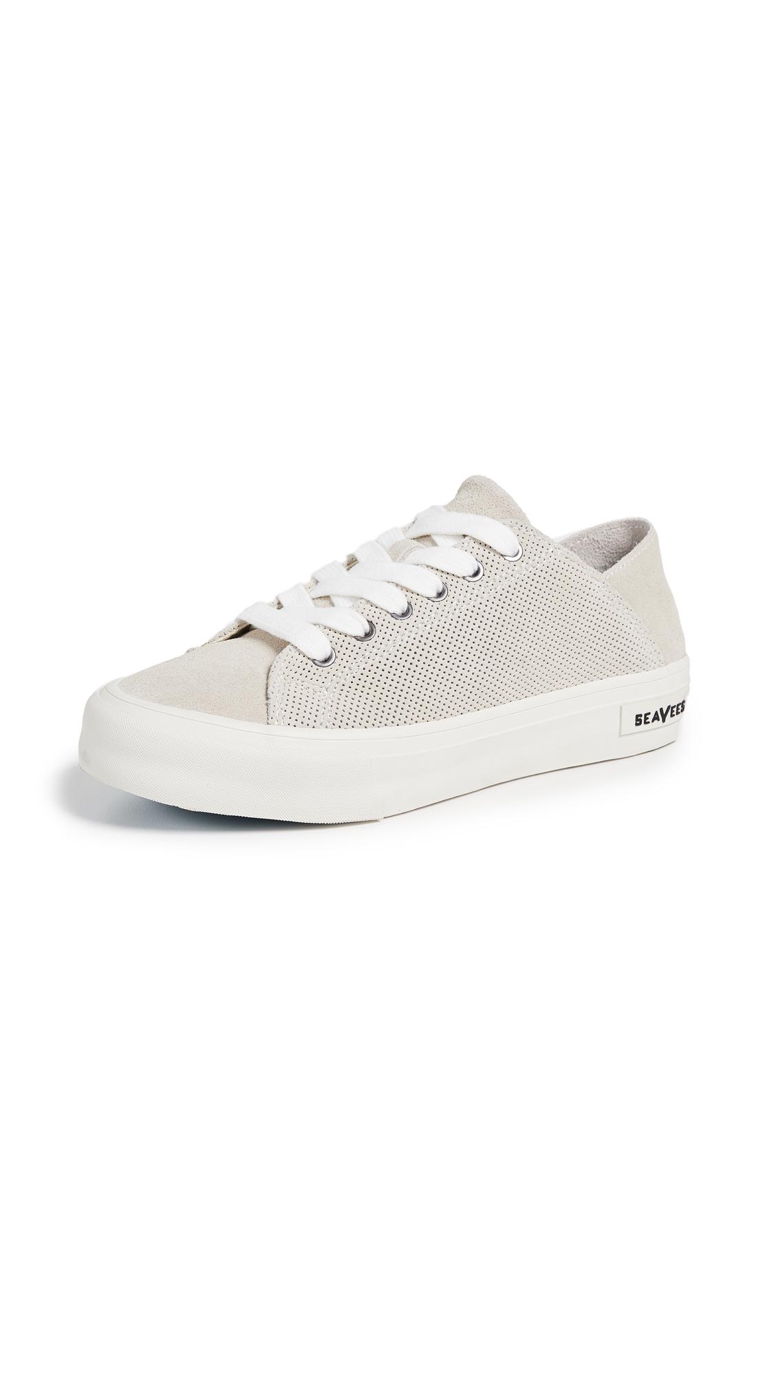 SeaVees Sausalito Convertible Sneakers - Ecru