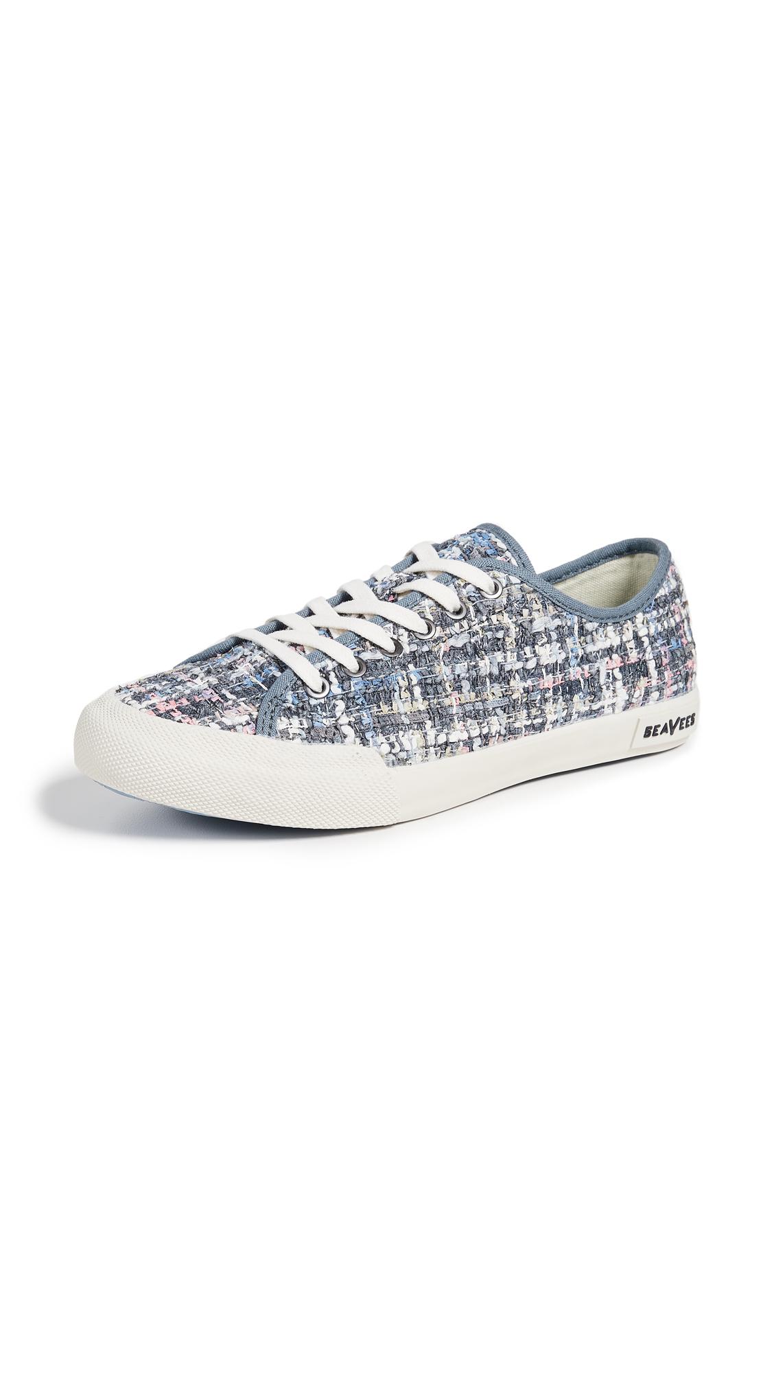 SeaVees Monterey Sneakers - Silver