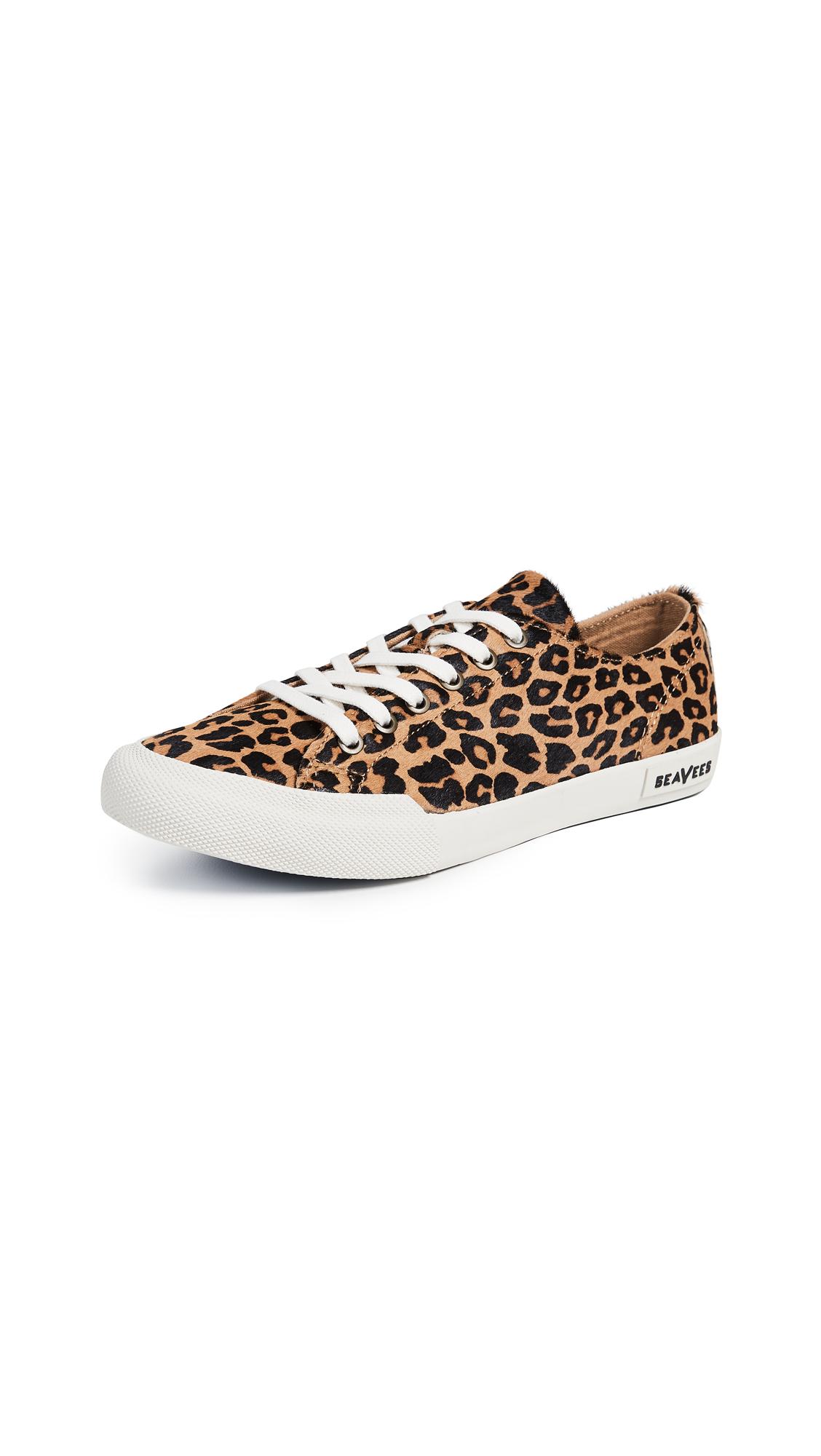 SeaVees Monterey Sneakers - Leopard