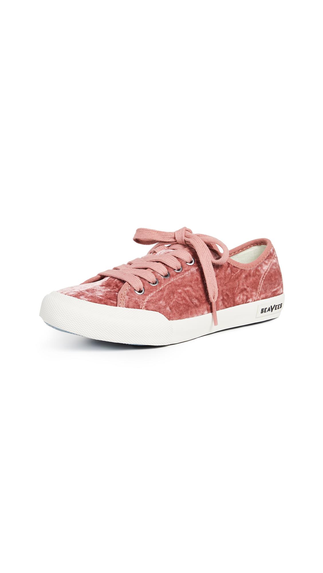 SeaVees Monterey Sneakers - Heather Rose