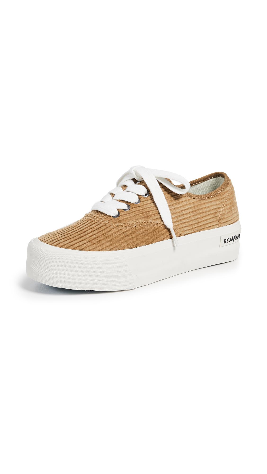 SeaVees Legend Sneakers - Golden Brown