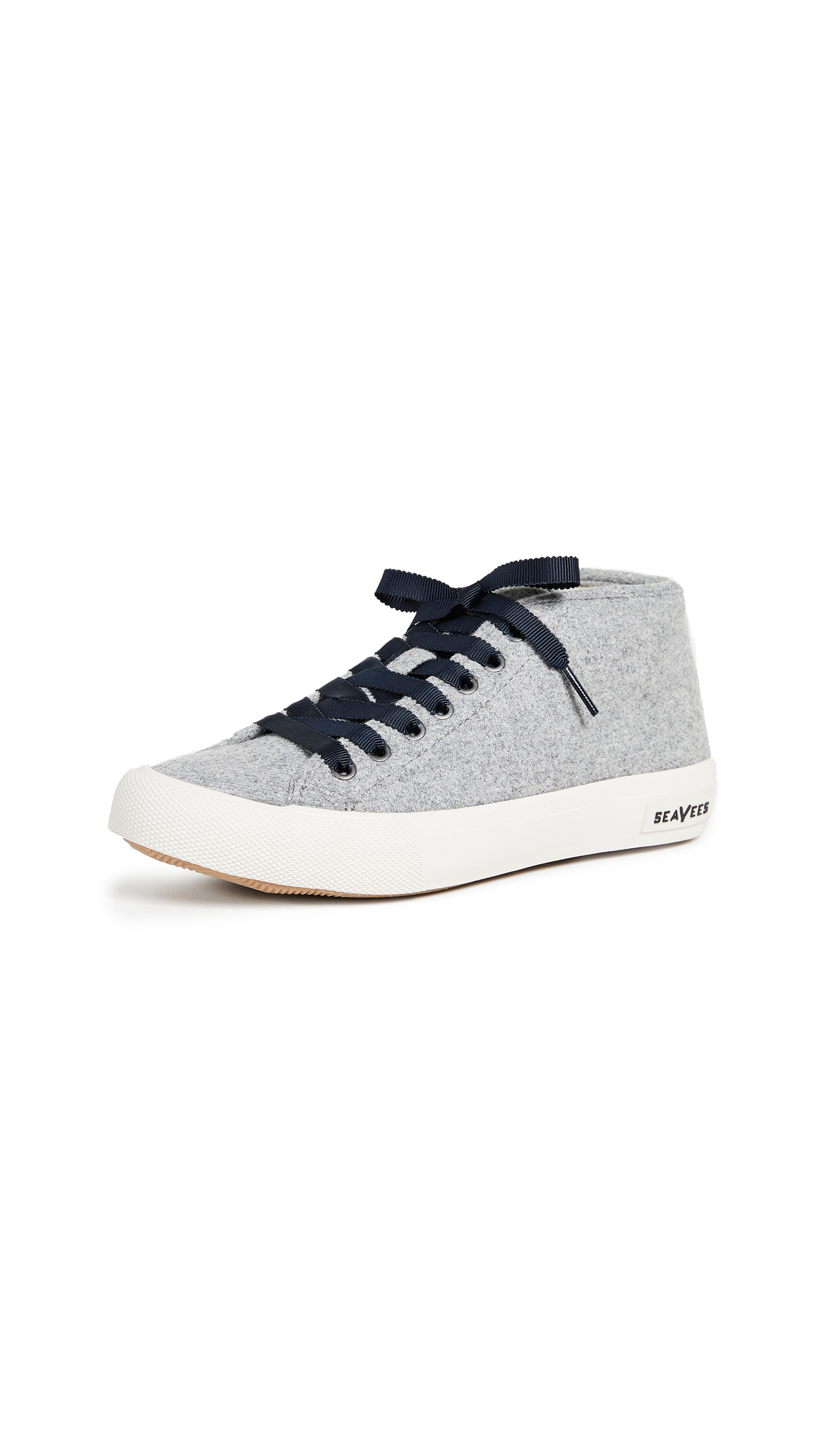 SeaVees California Special Varsity Sneakers - Light Grey