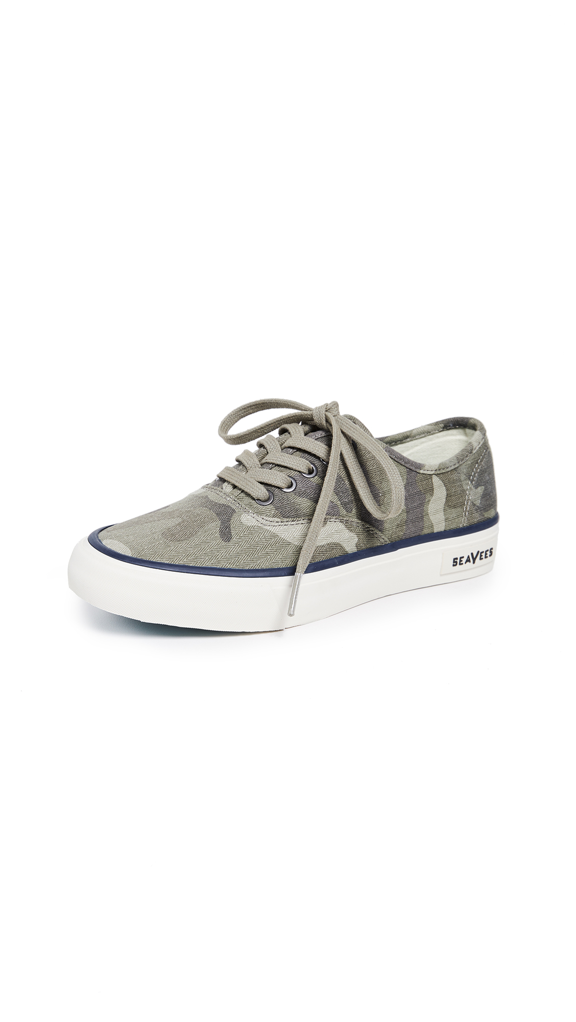 SeaVees Legend Sneakers - Sage Camo