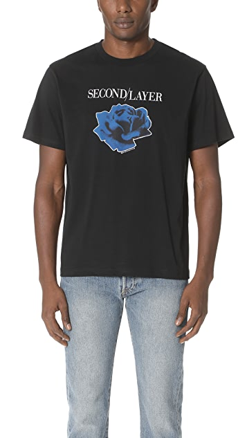 Second/Layer Disconnect Tour Tee