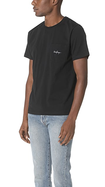 Second/Layer Pocket Tee