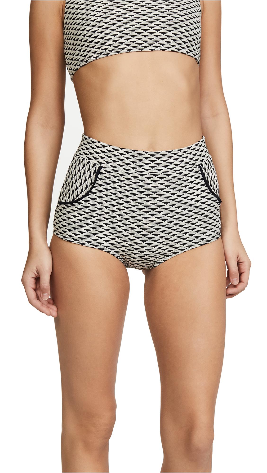 Seea Georgia Bikini Bottoms