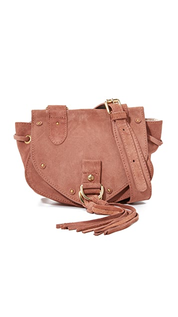 See by Chloe Collins Mini Saddle Bag