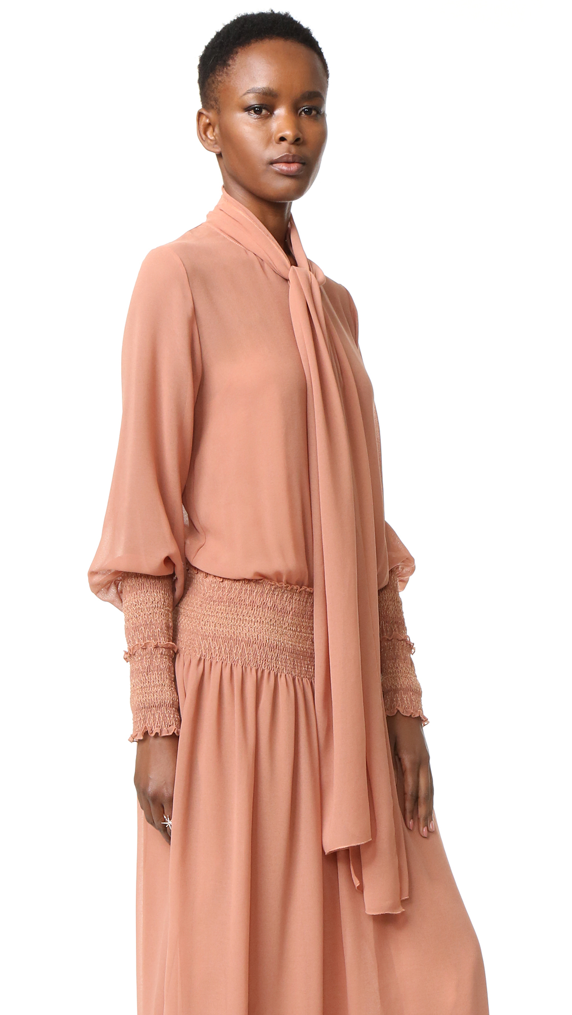 Maxi Code 25Use DressShopbop Save By Up Chloe Neck To Tie See Ybgvmf7yI6