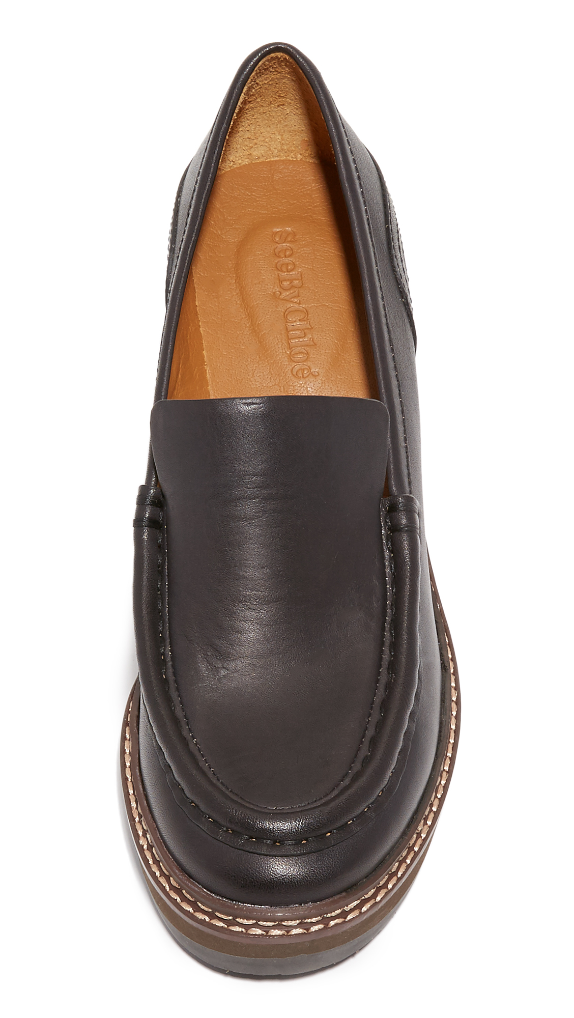 Fashionable Cheap Online FOOTWEAR - Loafers See By Chloé Get Online Genuine Cheap Online Red Pre Order Eastbay How Much Cheap Price wFI7t2U9