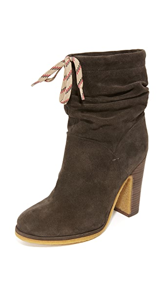 See by Chloe Jona Tall Booties - Asfalto