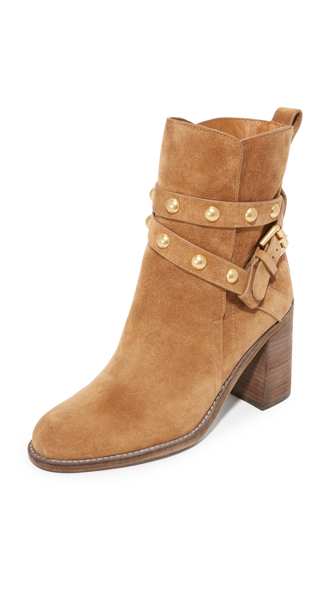 See By Chloe Janis Boots - Stucco