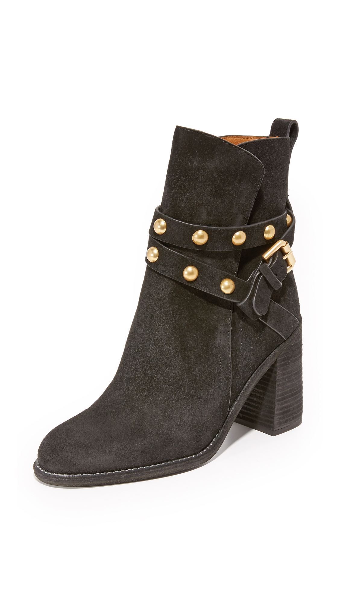 See By Chloe Janis Boots - Black