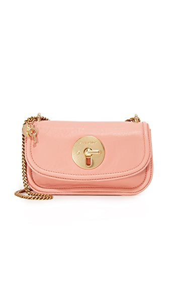 See by Chloe Lois Cross Body Bag - Misty Pink