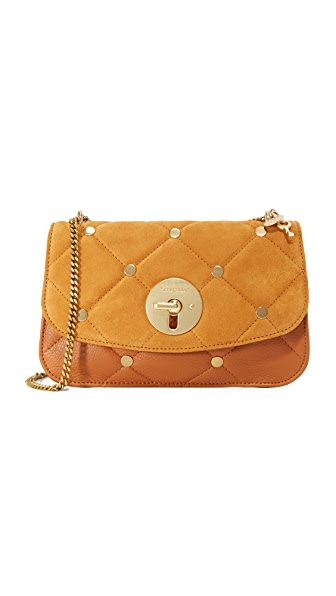 See by Chloe Quilted Lois Bag - Hazel