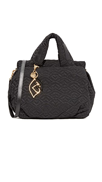 See by Chloe Joy Rider Shoulder Bag - Black