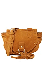 See by Chloe Women's Collapsible Shoulder Bag - Orange
