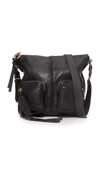 See by Chloe Patti Small Hobo Bag - Black
