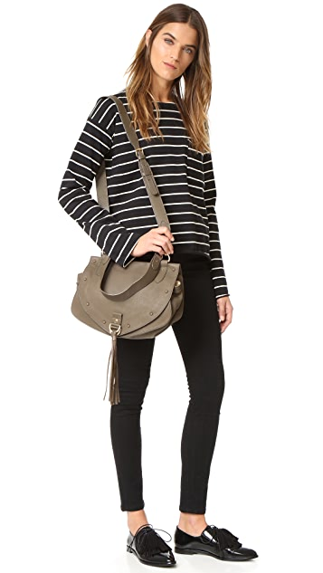 See by Chloe Collins Large Cross Body Bag