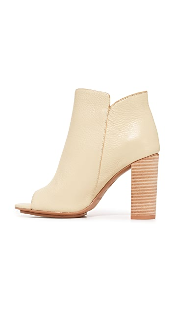 See by Chloe Leon Open Toe Booties