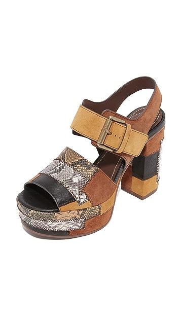 See by Chloe Eva Platform Sandals