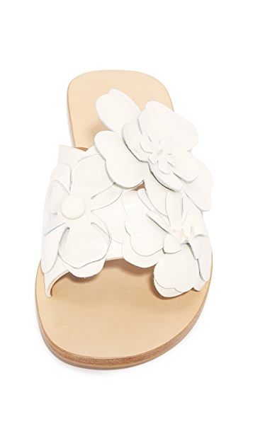 See by Chloe Floral Slides