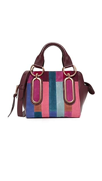 See by Chloe Paige Patchwork Satchel