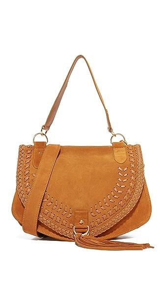 See by Chloe Collins Large Saddle Bag