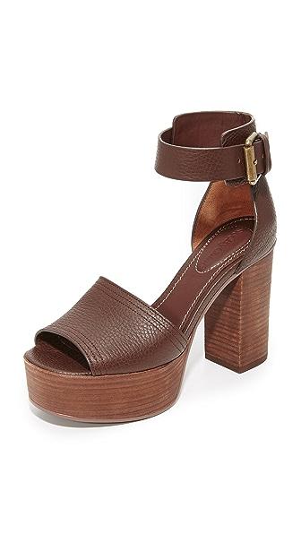 See by Chloe Platform Sandals