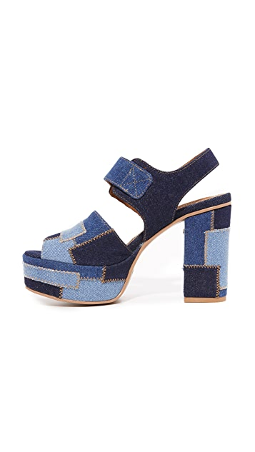 See by Chloe Eva Platform Sandals