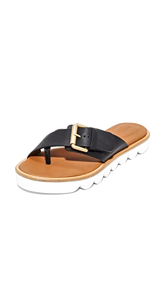 See by Chloe Tiny Sandals - Nero