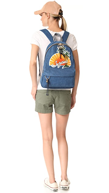 See by Chloe Denim Backpack
