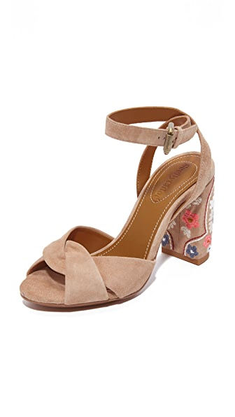 See by Chloe China Sandals In Sabbia