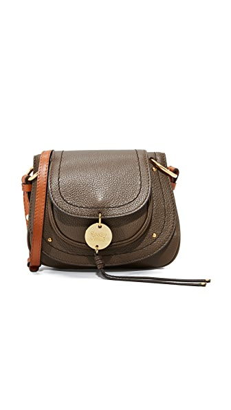 See by Chloe Susie Small Saddle Bag - Moss