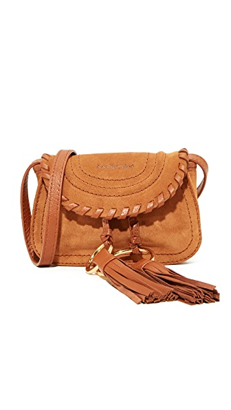 See by Chloe Polly Mini Cross Body Bag - Caramelo