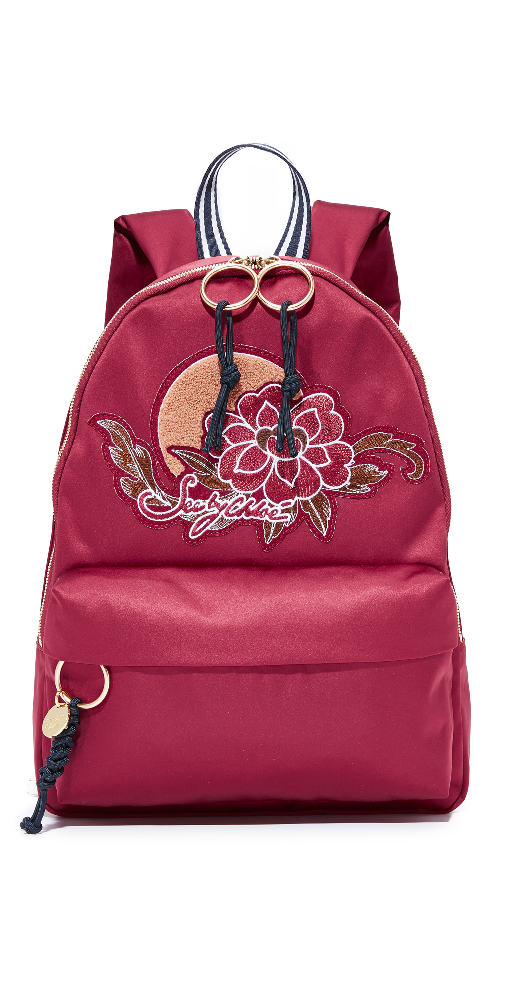 Nylon Backpack See by Chloe
