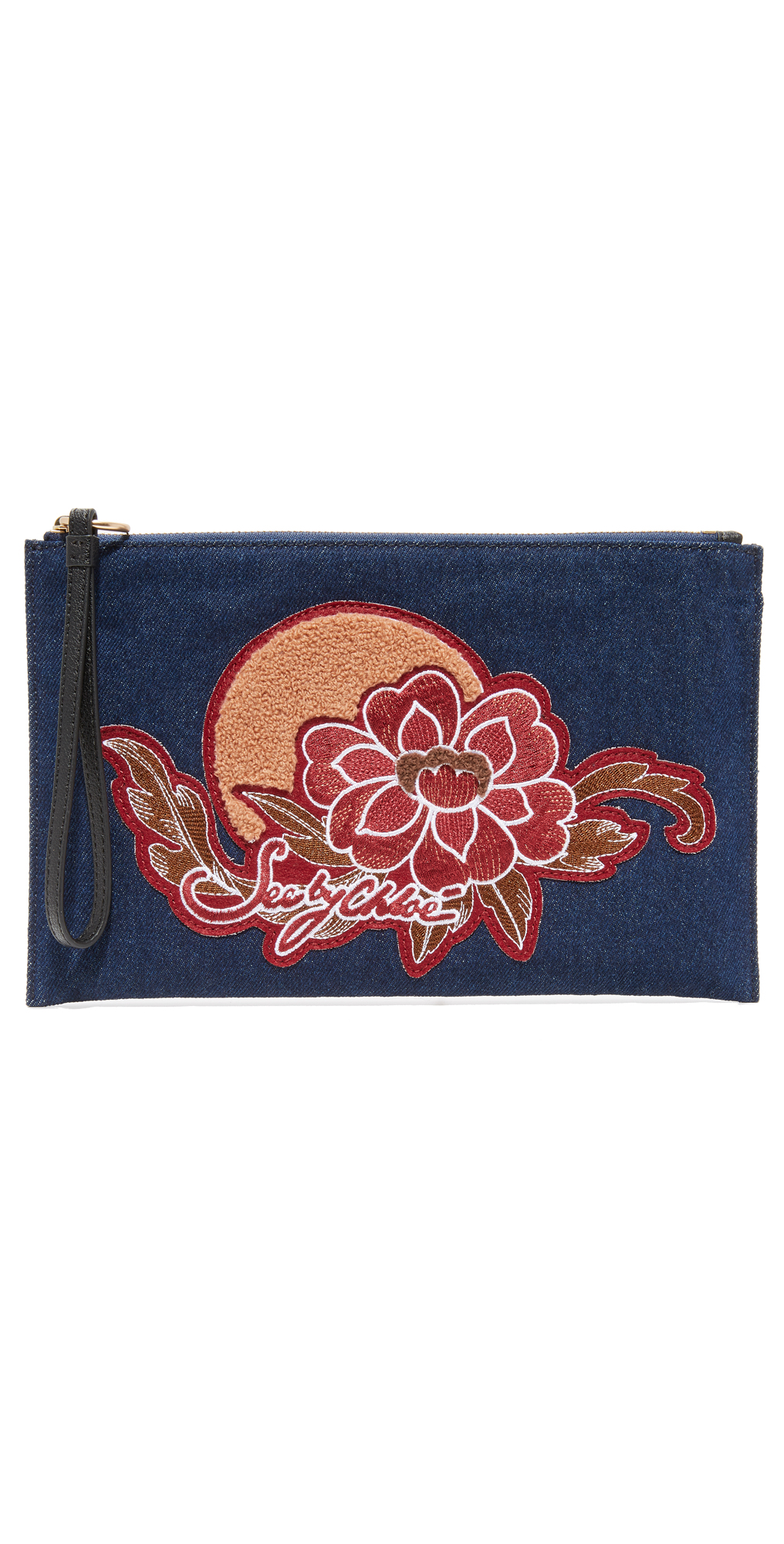 Denim Pouch See by Chloe